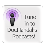 DocHandal's Listen Up Podcast