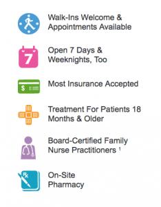 Healthcare Clinic-Walgreen